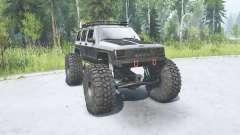 Jeep Cherokee (XJ) 1988 TTC pour MudRunner