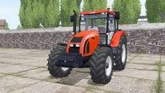 Zetor Forterra 11441 real exhaust smoke für Farming Simulator 2017