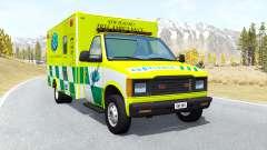 Gavril H-Series Ambulance New Zealand v0.3.2 für BeamNG Drive