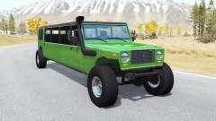 Ibishu Hopper limousine v0.92 für BeamNG Drive