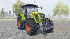 Claas Axion 850 animated element pour Farming Simulator 2013
