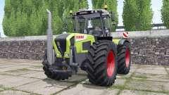Claas Xerion 3800 Trac VC pour Farming Simulator 2017