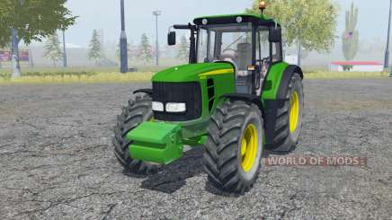 John Deere 6630 2006 für Farming Simulator 2013