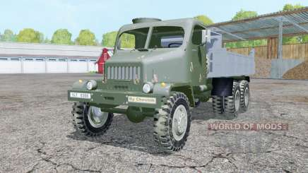 Praga V3S-S für Farming Simulator 2015