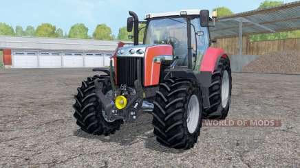 Versatile 305 loader mounting für Farming Simulator 2015