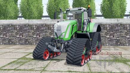 Fendt 933 Vario crawler modules für Farming Simulator 2017