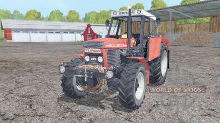 Zetor 16145 Turbo moving elements pour Farming Simulator 2015