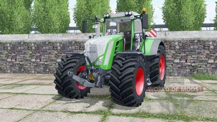 Fendt 824 Vario wheels selection für Farming Simulator 2017