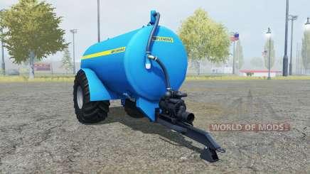 Fleminɠ ST2000 für Farming Simulator 2013