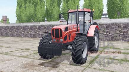 Ursus 1634 with weights pour Farming Simulator 2017
