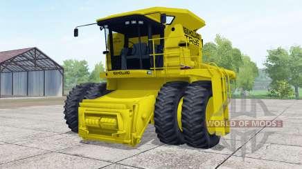 New Holland TR99 dual front wheels pour Farming Simulator 2017