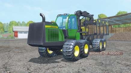 John Deere 1510E IT4 für Farming Simulator 2015