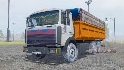 MAZ-5516 6x4 für Farming Simulator 2013