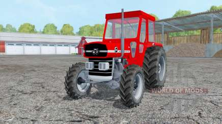 Massey Fergusoɲ 135 für Farming Simulator 2015