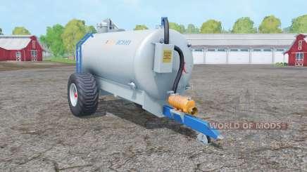 Galucho CG 6000 pour Farming Simulator 2015