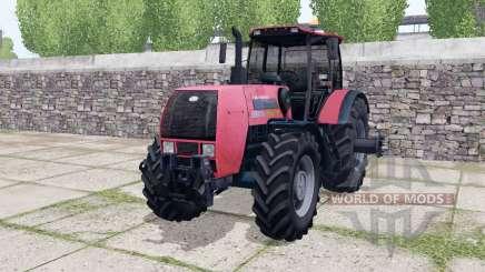 La biélorussie 2522 éléments animés pour Farming Simulator 2017