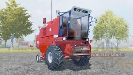 Bizon Z056 pour Farming Simulator 2013