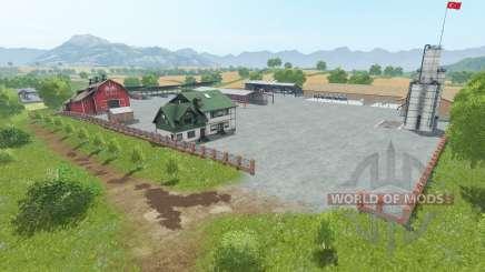 Trakya v8.0 pour Farming Simulator 2017