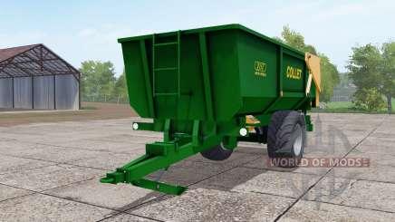 ZDT NⱾ 8 pour Farming Simulator 2017