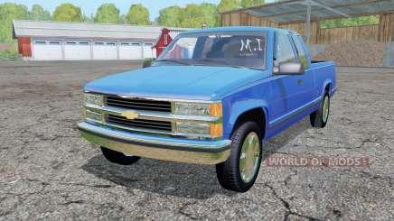 Chevrolet K1500 Extended Cab für Farming Simulator 2015