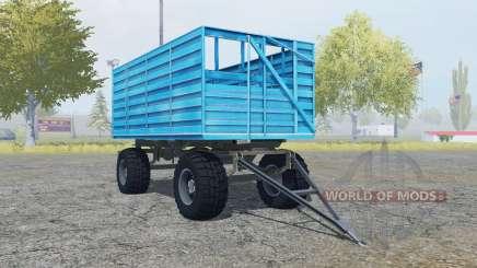 Conow HW 80 blue pour Farming Simulator 2013