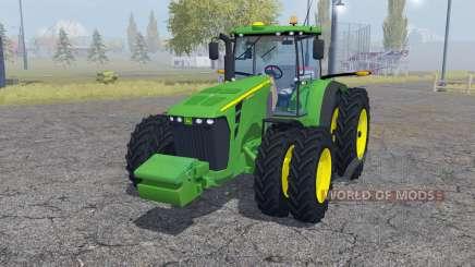 John Deere 8345R pour Farming Simulator 2013