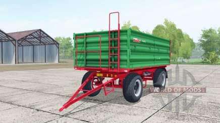 Warfama T-670 green pour Farming Simulator 2017