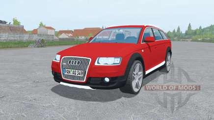 Audi A6 Allroad quattro (C6) 2006 für Farming Simulator 2017