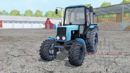 MTZ 82.1 Belaus pour Farming Simulator 2015
