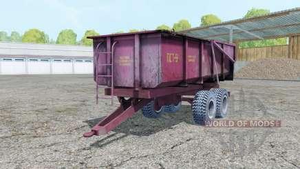 PT-9 pour Farming Simulator 2015