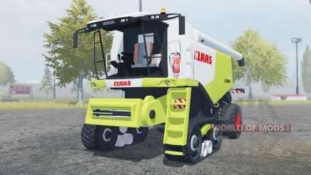 Claas Lexion 670 TerraTrac pour Farming Simulator 2013