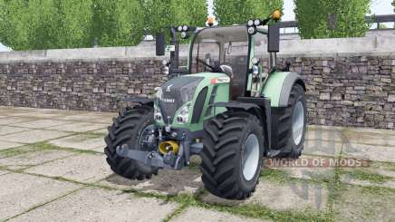 Fendt 714 Vario SCR choice of wheels für Farming Simulator 2017