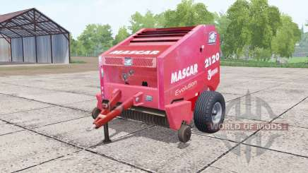 Mascar 2120 Evolution für Farming Simulator 2017
