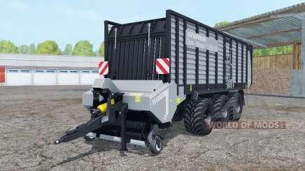 Strautmann Tera-Vitesse CFS 5201 DO black pour Farming Simulator 2015