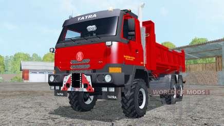 Tatra T815-280 S25 TerrNo1 für Farming Simulator 2015