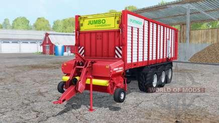Pottinger Jumbo 10010 Combiline für Farming Simulator 2015