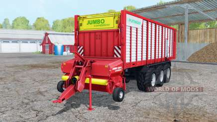 Pottinger Jumbo 10010 Combiline pour Farming Simulator 2015