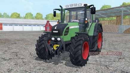 Fendt 312 Vario TMS front loader für Farming Simulator 2015