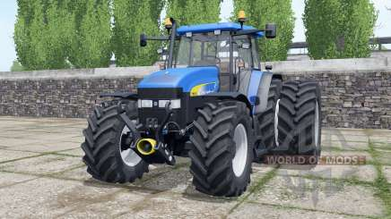 New Holland TM175 new beacon lights pour Farming Simulator 2017