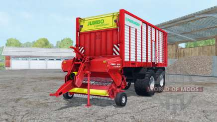 Pottinger Jumbo 6010 Combiline pour Farming Simulator 2015