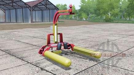 Tanco AutoWrap 1510EH für Farming Simulator 2017