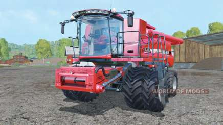 Case IH Axial-Flow 9230 dual front wheels pour Farming Simulator 2015