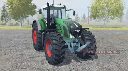 Fendt 936 Variꝍ pour Farming Simulator 2013
