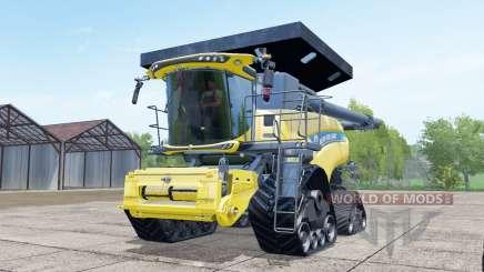 New Holland CR10.90 crawler modules für Farming Simulator 2017