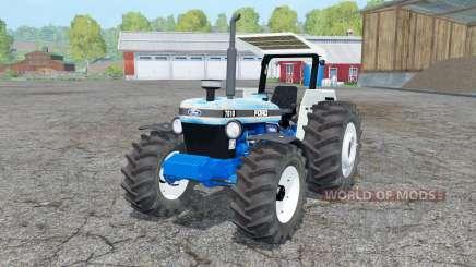 Ford 7610 III pour Farming Simulator 2015