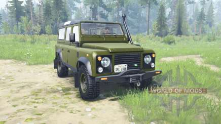 Land Rover Defendeᶉ 110 Station Wagon pour MudRunner