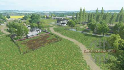 Berezovka v2.1.1 pour Farming Simulator 2017
