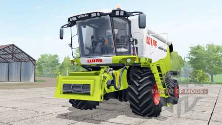 Claas Lexion 550 IC für Farming Simulator 2017