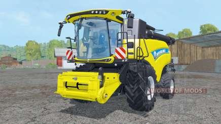 New Holland CR10.90 wheels pour Farming Simulator 2015