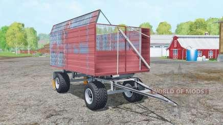 Conow HW 80 frayed für Farming Simulator 2015